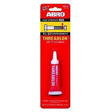 ABRO-THREADLOCK-6ml-LOCK-AND-SEAL-RED-PERMANENT-HIGH-STRENGTH